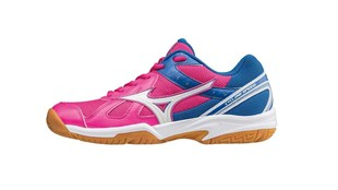 Mizuno Cyclone Speed Pembe Mavi