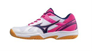 Mizuno Cyclone Speed Pembe Beyaz
